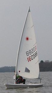 Laser Sailing Tips - helping you get the most out of your Laser dinghy