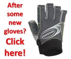 best laser sailing gloves