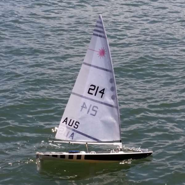 Rc Laser Sailboat Review Amp Beginners Guide Laser