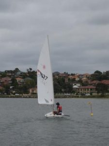 Laser Sailing Tips - Learn to sail