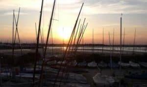 laser sailing clubs