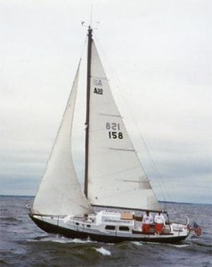 The Alberg 30