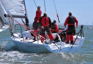 The Melges 32