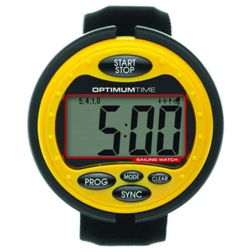Best Sailing Watch - Optimum Time Series 3 Sailing Timer
