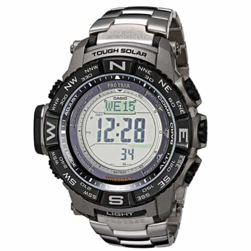 Casio Men's Pro Trek PRW-3500T-7CR Digital Watch