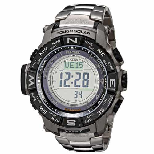 Casio Men's Pro Trek PRW-3500T-7CR Digital Watch