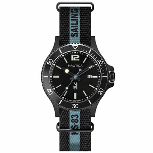 Nautica N83 Men's Accra Beach Watch