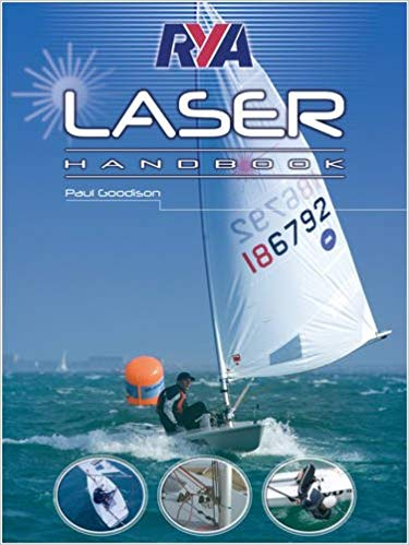 RYA Laser Handbook by Paul Goodison
