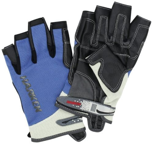 Harken Sport Men's Spectrum 3/4 Finger Gloves