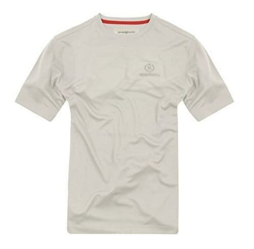 Henri Lloyd Women's Fast-Dri Silver Mono T-Shirt