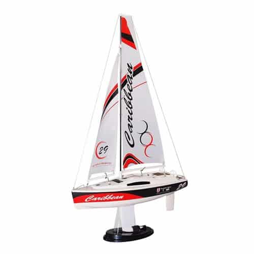 Joysway Caribbean Mini Sailing Yacht RC Sailboat
