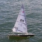 RC Laser Sailboat Review