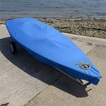 Laser Dinghy Covers - Waterproof & Breathable – Blue