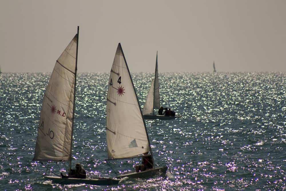 Laser Sailing Holidays