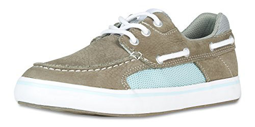 Finatic II Women's Leather Deck Shoes