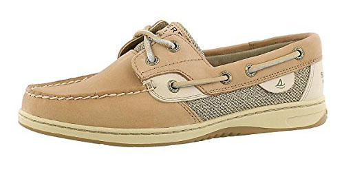Sperry Top Sider Women's Bluefish Linen