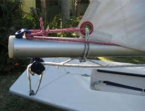 rig your sailboat