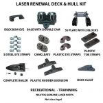 Nautos-LASER PARTS-17 PARTS RENEWAL DECK KIT