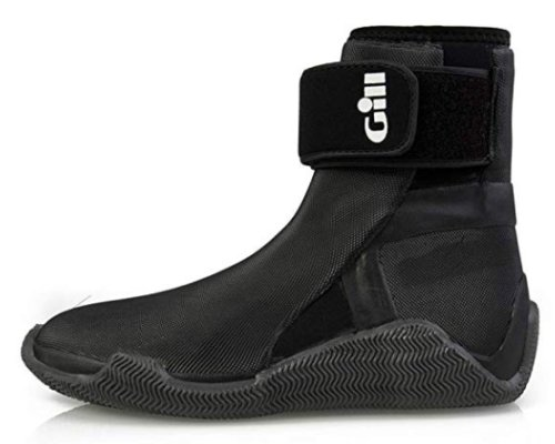 GILL Men's Waterproof Rubber Sailing Boots