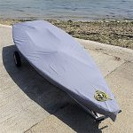 Laser Dinghy Cover - Waterproof & Breathable - Grey