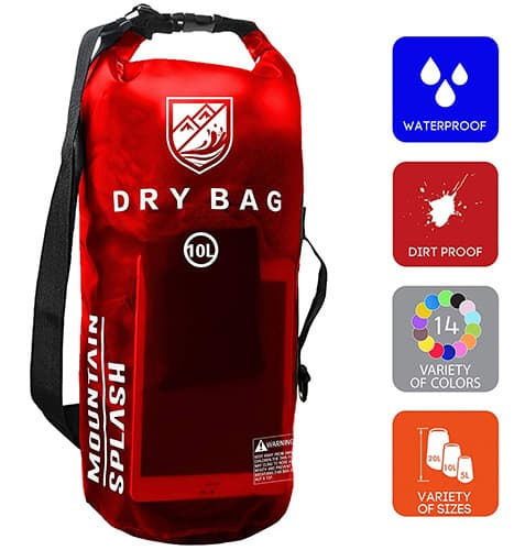 Mountain Splash Waterproof Dry Bag