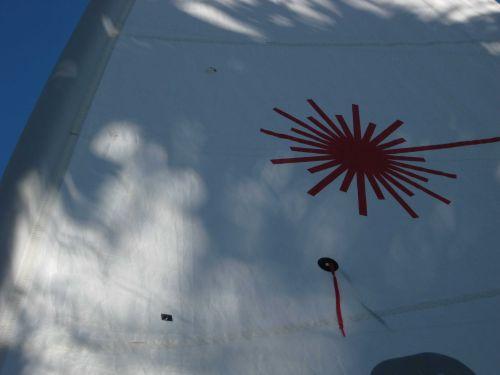 laser sail repair damage