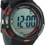 Ronstan Clear Start Sailing Watch is a pick for our best laser sailing gear list