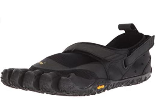 Vibram lady's sailing shoes