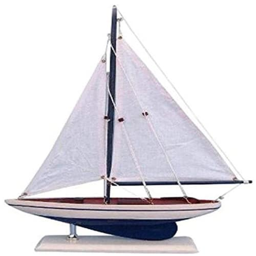 Hampton Nautical Model Sailing Boat