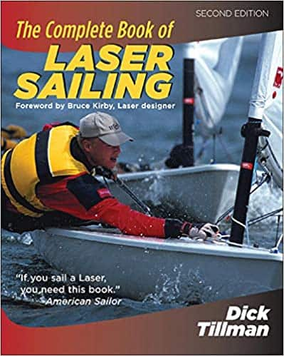 The Complete Book of Laser Sailing Book